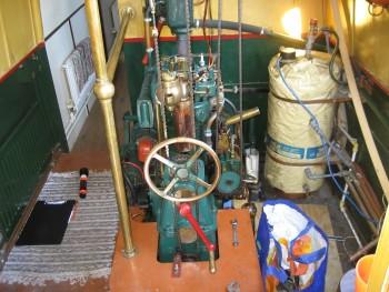 Kelvin J2 Marine Diesel Engine