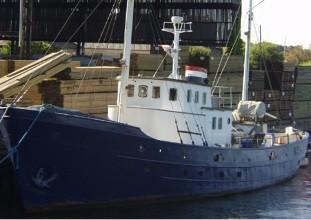 """Aquilon"" 65ft Burmeister-Wain Pilot Boat"